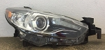 2014-2017 MAZDA 6 OEM FACTORY HEADLIGHT ASSEMBLY INCL XENON KIT