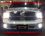 DODGE RAM ULTIMATE XENON HID KIT