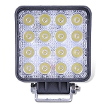 HI-POWER 48W LED FLOODLIGHT 60° OPTICS